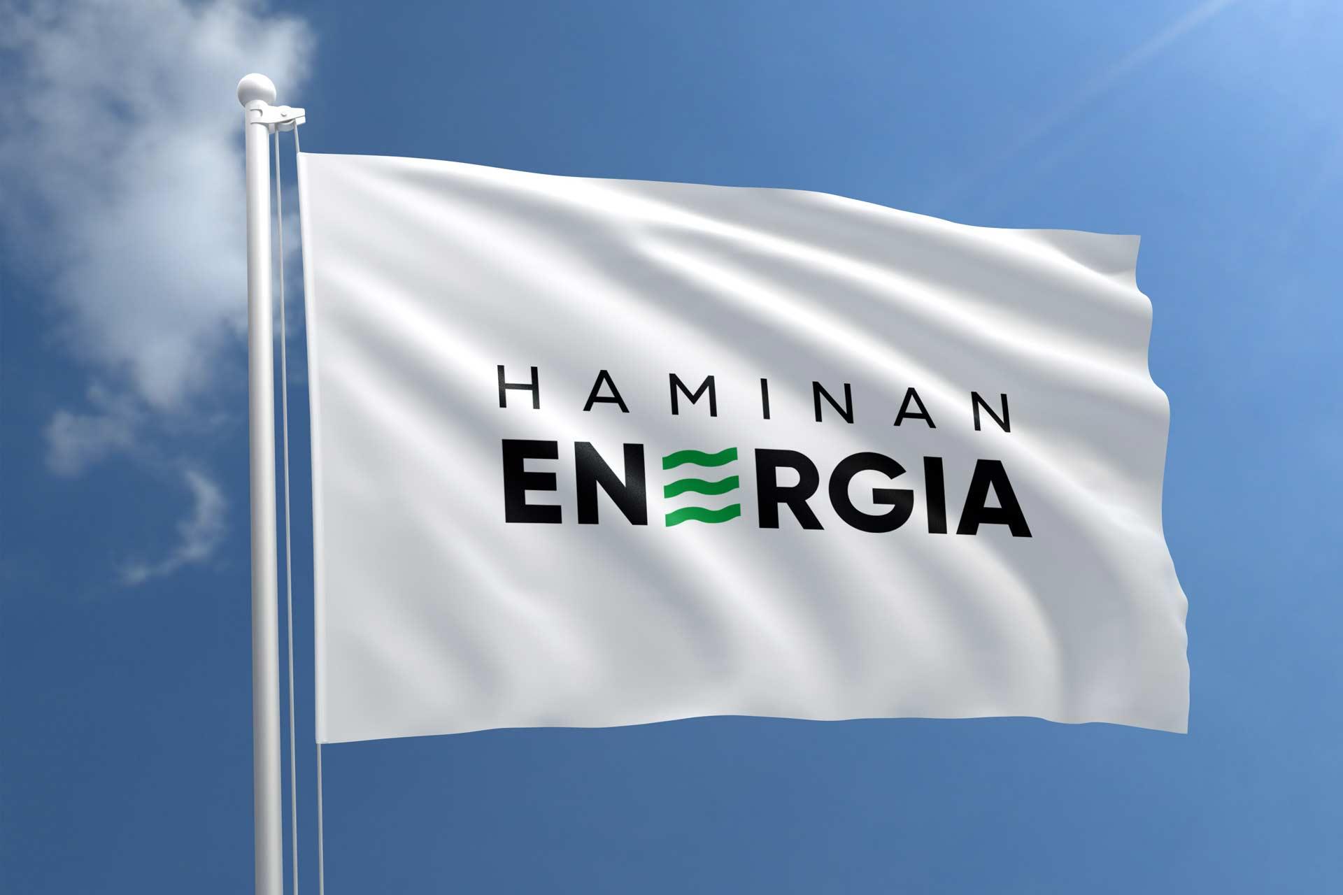 Haminan Energia Oy, Logo ja visuaalinen identiteetti